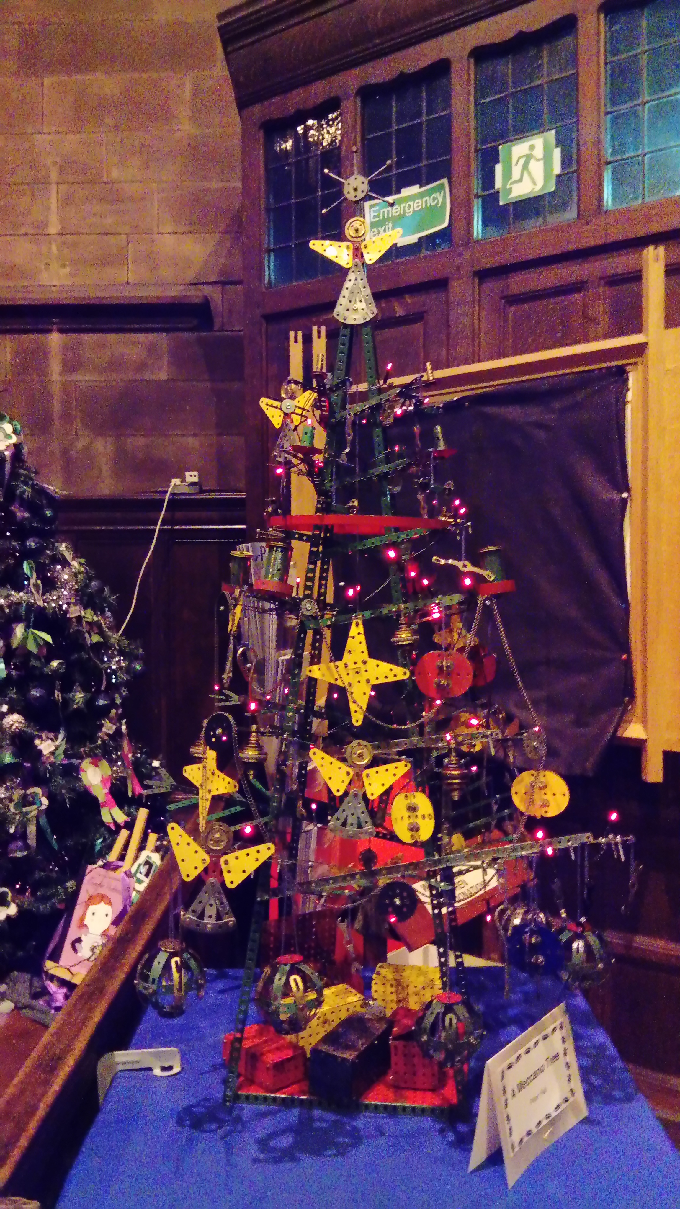 12 Christmas Tree.Christmas Tree Festival 2019 St George And St Gabriel